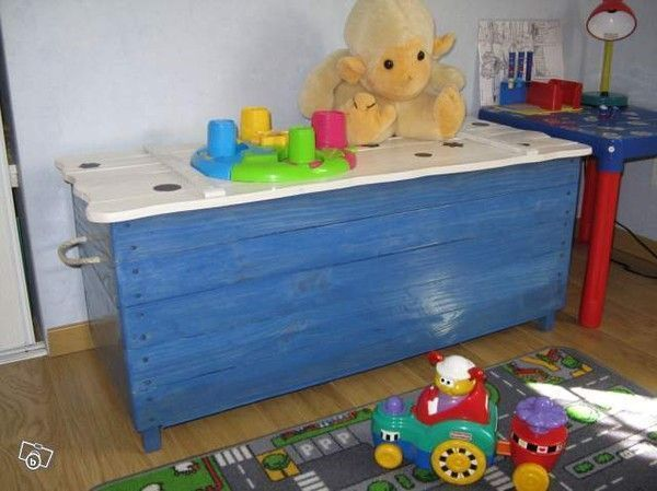 Coffre à jouet
