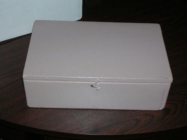 boite de rangement petit modèle